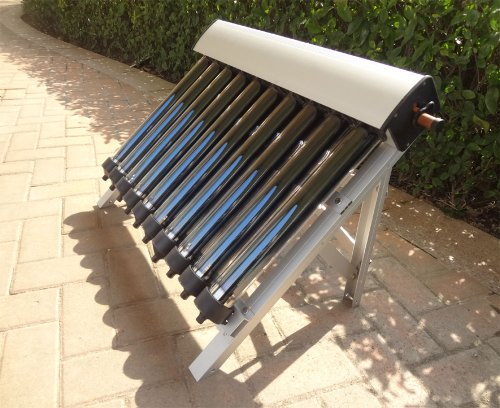 MISOL Solar Collector of Solar Hot Water Heater/with 10 Evacuated Tubes/Heat Pipe Vacuum Tubes, New