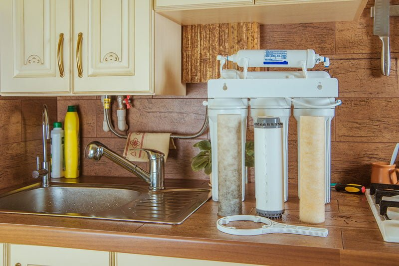 how reverse osmosis system works