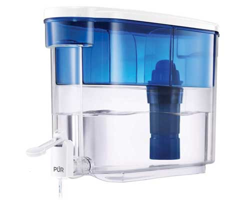 PUR 18 Cup Dispenser with Pitcher Filter