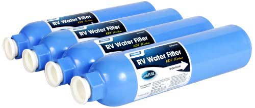 TYPE OF RV WATER FILTER