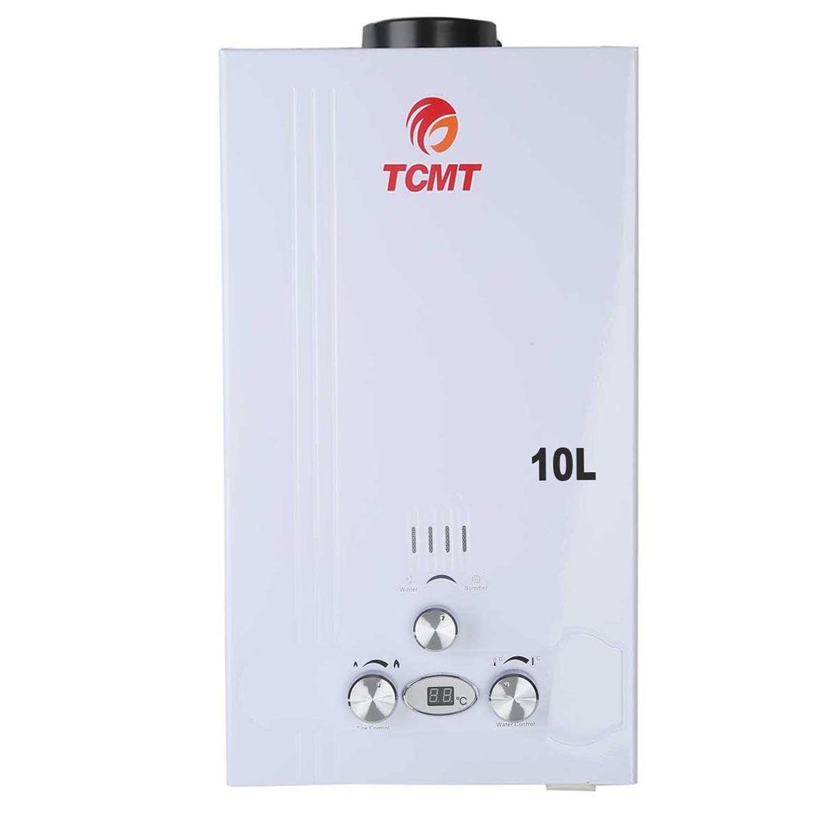 TC-Home 10L Instant Hot LPG Water Heater