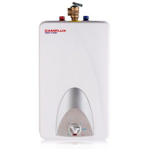 camplux tank electric water heater