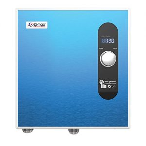 eemax electric tankless water heater product