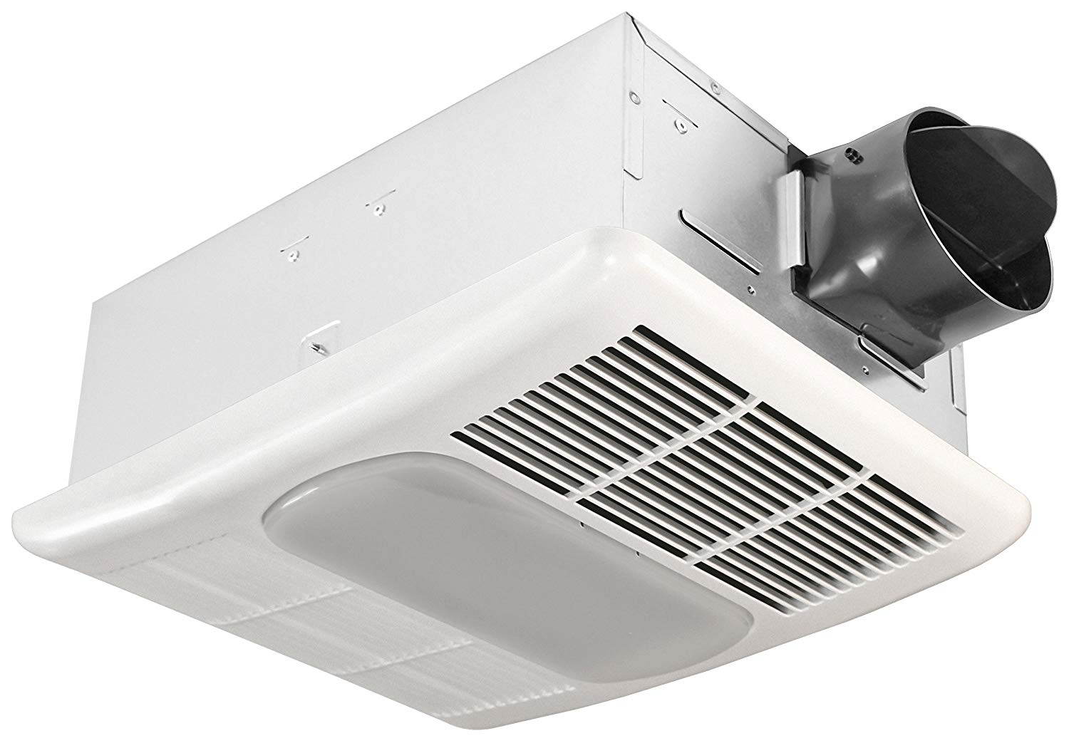 exhaust fan with light